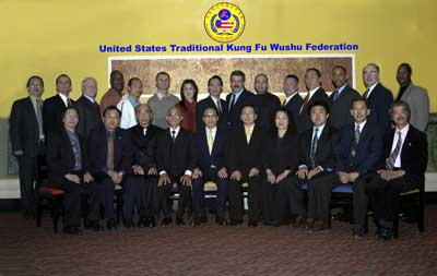 US Kung Fu Federation Members